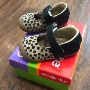 Stride Rite Jordona Animal Shoe